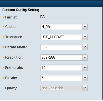 Cisco VSM 7 0 - How to configure it with 2N® Helios IP