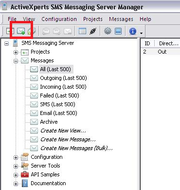 SMPP connection - How to connect ActiveXperts SMPP server