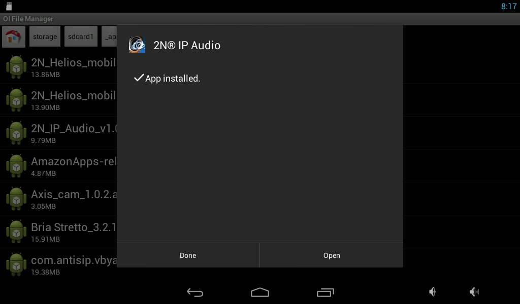 3rd party app - How to install a 3rd party Android application
