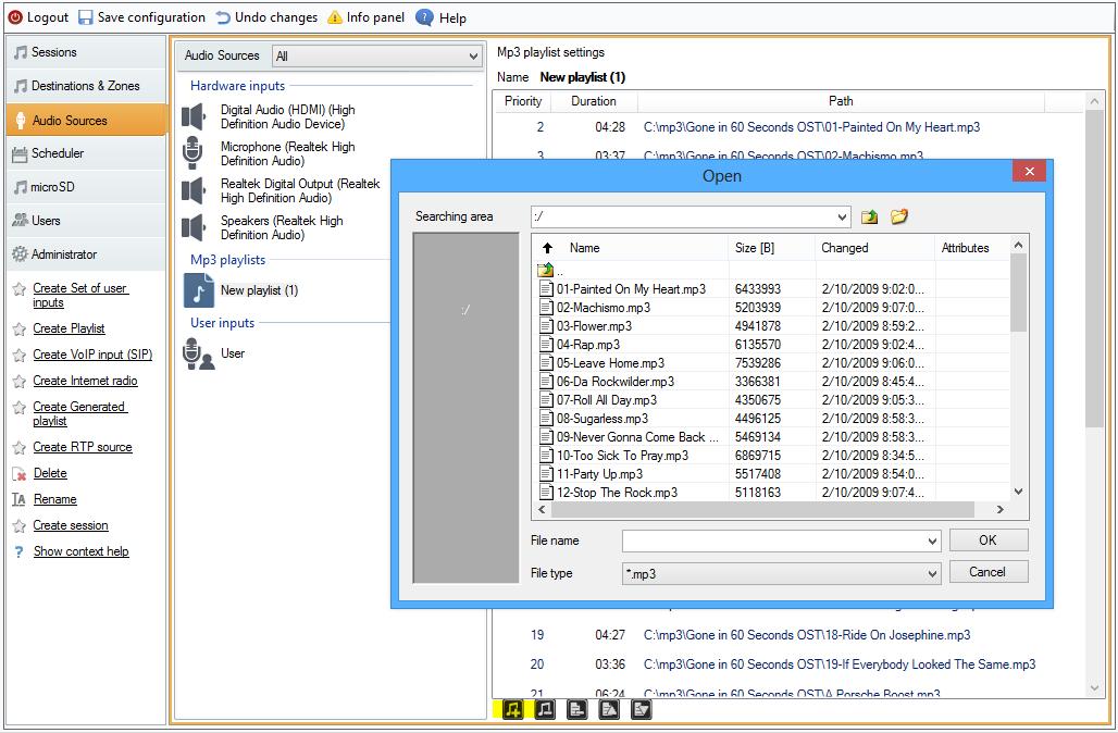 Audio Sources - 2N Net Audio Systems 2 0 EN - 2N WIKI