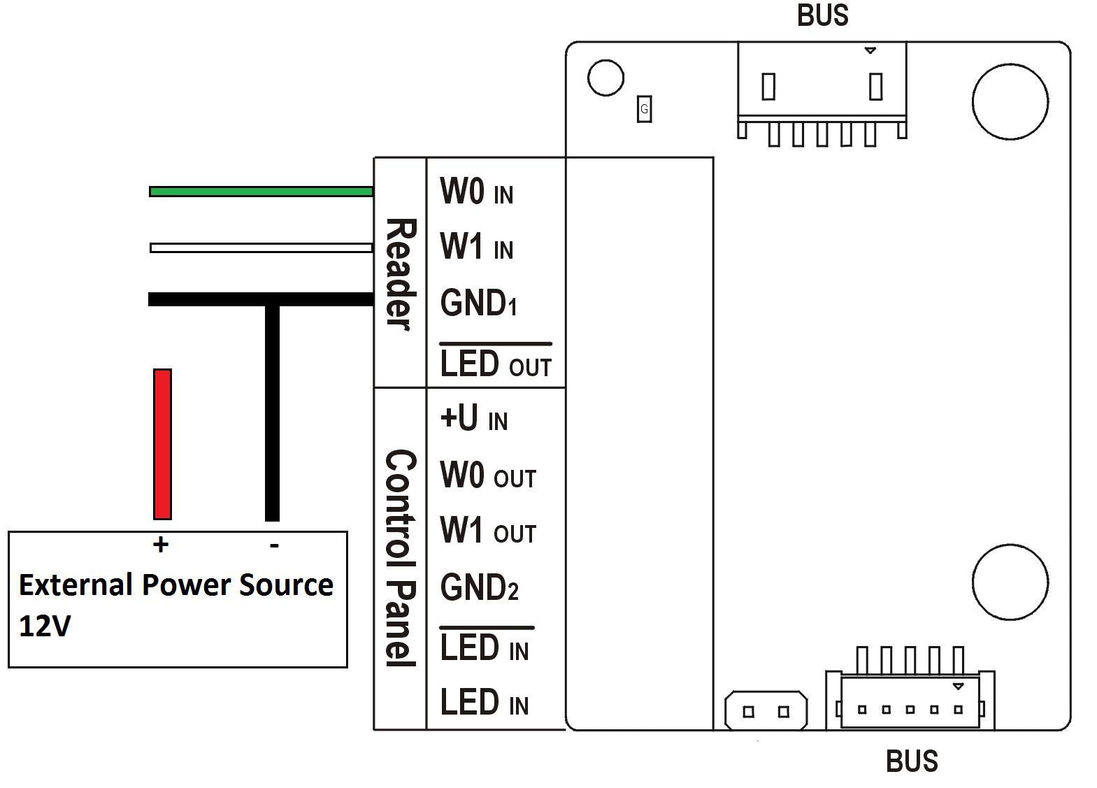 Wiegand Wiring Diagram - Wiring Diagram Library