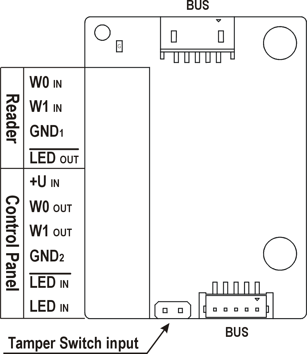 How to setup Wiegand together with the Access Unit - FAQ - 2N WIKI   Wiegand Wiring Diagram      2N WIKI