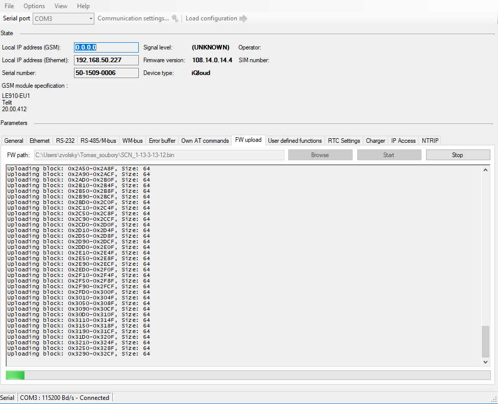 How to make a firmware lg for qpst/qfil tool services automation.