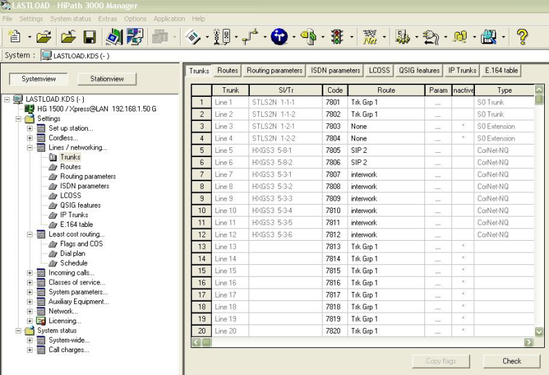 hipath 3000 manager