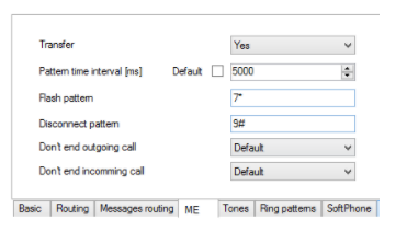 Mobility Extension - How to create ME in 2N® NetStar or 2N